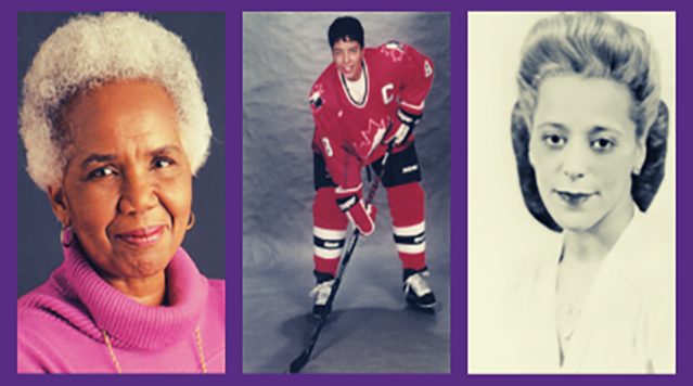 Black Canadian Women you Need to Know About